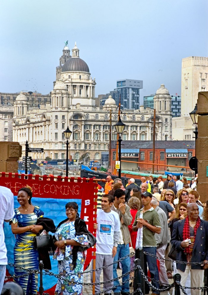 The Welcoming, Liverpool