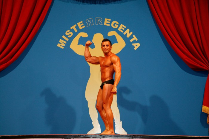 Bodydream (Mister Regenta 2008)